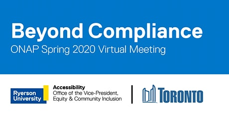Beyond Compliance: ONAP Spring 2020 Virtual Meeting tickets