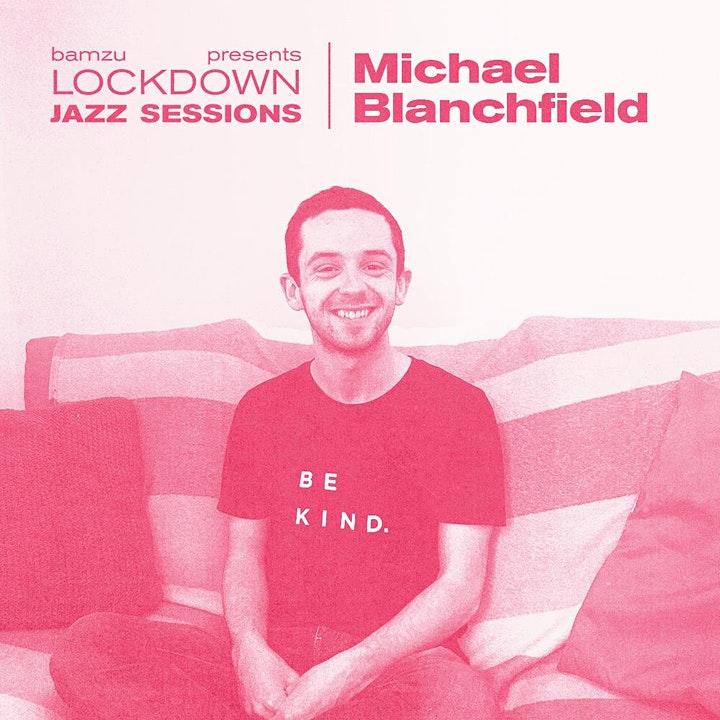 Lockdown Jazz Sessions #2 - Rod Oughton & Michael Blanchfield image