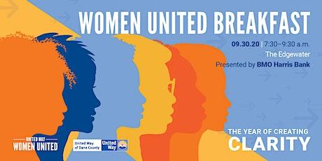 Women United Breakfast tickets
