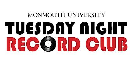 Virtual Tuesday Night Record Club - Patti Smith: Horses tickets
