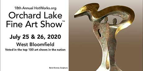 Orchard Lake Fine Art Show - 18th annual - West Bloomfield, MI tickets