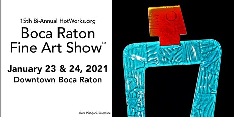 Boca Raton Fine Art Show - 12th annual tickets