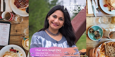 Video Book Club with Author Sonali Dev tickets