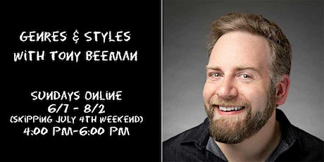 Improvising Genres and Styles with Tony Beeman tickets