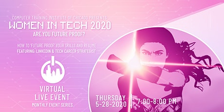 ARE YOU FUTURE PROOF? tickets