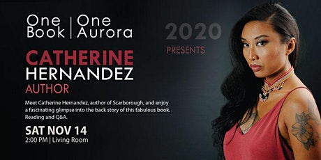 OBOA: Meet Catherine Hernandez tickets