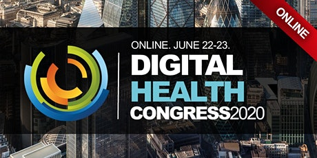 DIGITAL HEALTHCARE CONFERENCE LONDON 2020 tickets