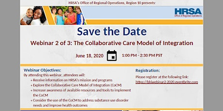 The Collaborative Care Model of Integration tickets