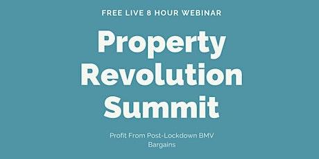 Property Revolution Summit Online tickets
