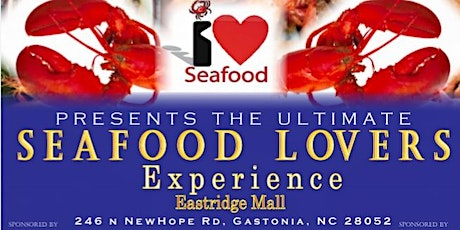 I Love Seafood Fest tickets