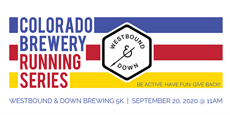 Beer Run - Westbound & Down Brewing 5k | Colorado Brewery Running Series tickets