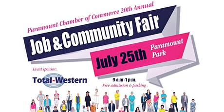 Annual Job & Community Fair tickets