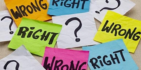 When Right is Wrong and Wrong is Right.  Ethics in Risk Management tickets