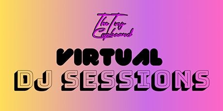 Virtual DJ Sessions: Dance & Chill From Home Tickets