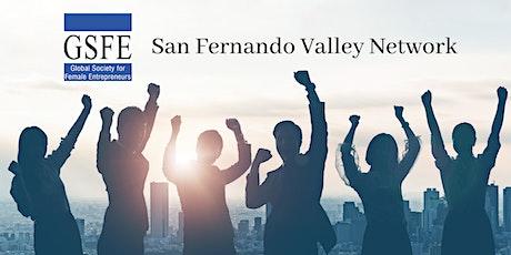 San Fernando Valley GSFE Networking w/ Speaker  Veronica Young tickets