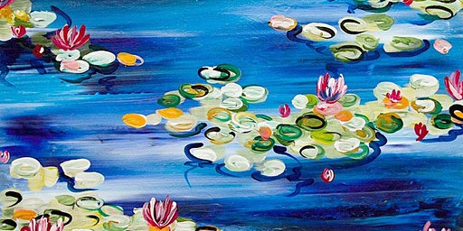 Waterlillies Painting