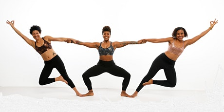 Online Yoga with Black to Yoga! tickets