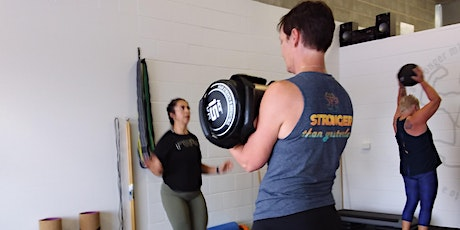 Small Group Fitness - Free Trial Week tickets