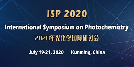 Int'l Symposium on Photochemistry (ISP 2020) billets
