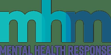 Mental Health Response via Zoom tickets