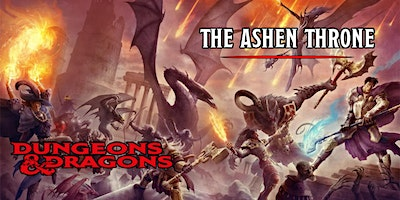 Dungeons & Dragons - The Ashen Throne: Chapter 3