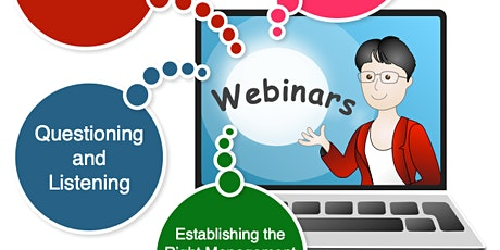 Webinar - Questioning and Listening Tickets
