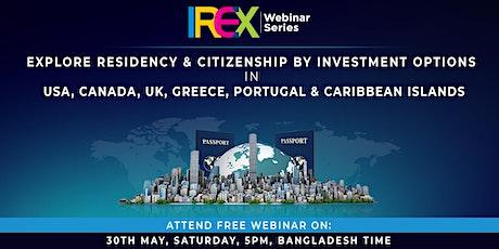IREX Business Connect Webinar: Bangladesh Series tickets