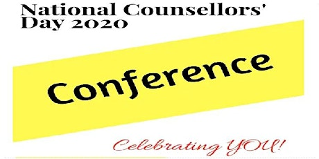 National Counsellors' Day Conference 2020 tickets