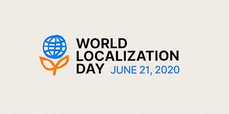 World Localization Day tickets