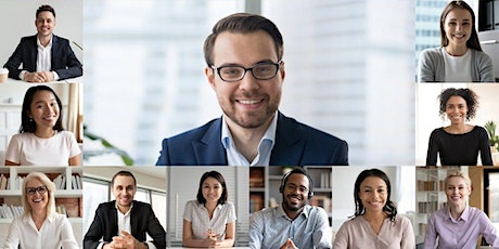 Virtual Speed Networking in Chicago   Business Professionals tickets