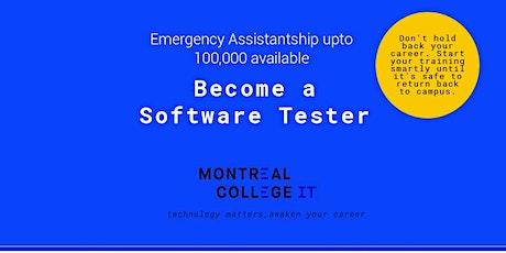 Software Testing - Assistantship program billets