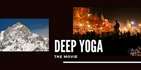 Deep Yoga Online Movie Screening tickets
