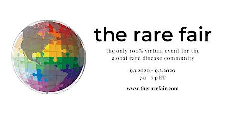 The 2020 Rare Fair tickets