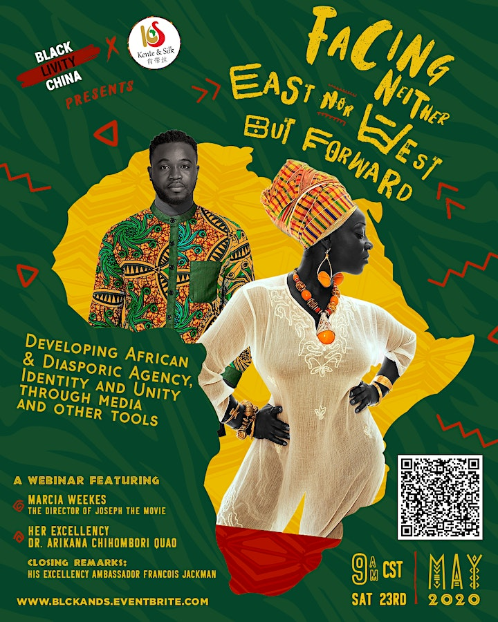 Facing Neither East Nor West... Developing African Identity, Agency & Unity image