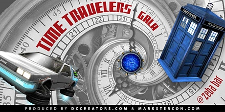 Time Travelers Gala [Washington, DC] tickets