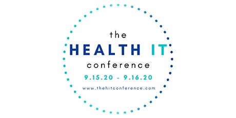 The HIT Conference - a 100% Virtual Conference for the Health IT Industry tickets