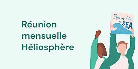 Réunion mensuelle - Heliosphère billets