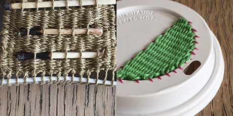 Collect and Weave With Found Objects with Alice Fox - 2 Day Workshop tickets