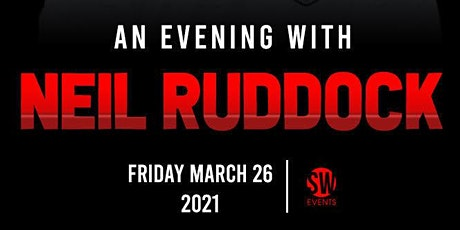 An Evening with Neil Ruddock tickets