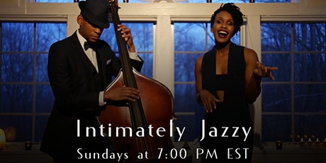 Intimately Jazzy on Facebook, Instagram, YouTube, Twitch & Periscope! tickets
