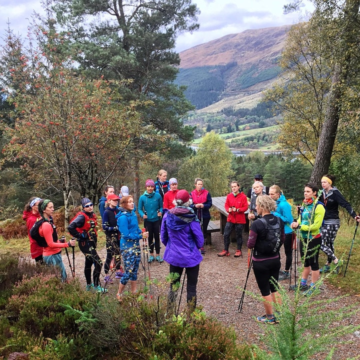 Running with Poles workshop - Mountain King image