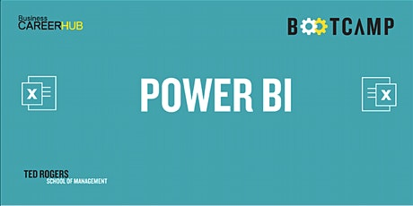 [VIRTUAL] Power BI Bootcamp: Level 1 (PC Users Only) tickets