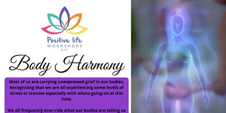 Body harmony with Claire tickets