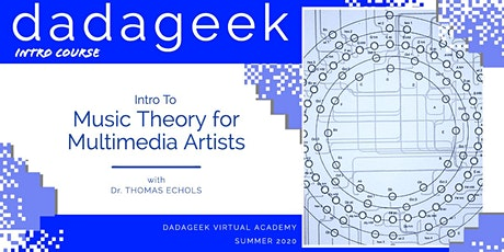Intro to Music Theory for Multimedia Artists tickets