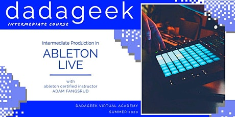 Intermediate Production in Ableton Live: Unlocking the Secrets of Modulation, Sound Design, and Beat Science tickets