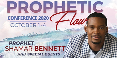 Prophetic Flow Conference 2020 tickets