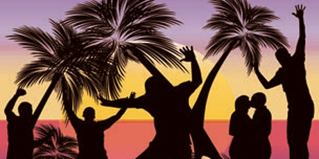 Speed Dating & Singles After Party Ages 42 to 57 Tropical Summer Nights tickets