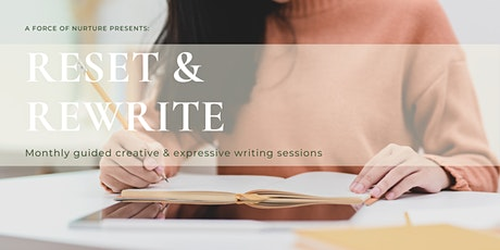 Reset & Rewrite: Guided Writing for Empathy tickets