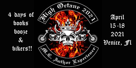 High Octane MC Author Experience & Signing tickets