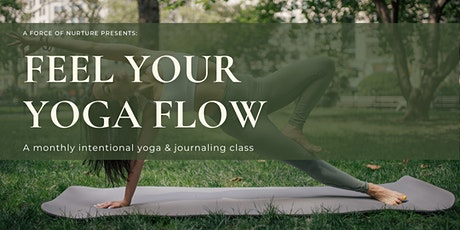 Feel Your Flow: Yoga For Dreamers tickets